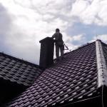 Montaż instalacji odgromowych